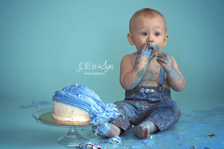 1st Birthday / Cake Smash!